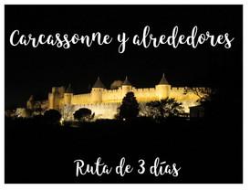 Carcassonne y alrededores...