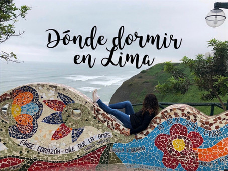 Dónde dormir en Lima - Hotel Belma Boutique B&B