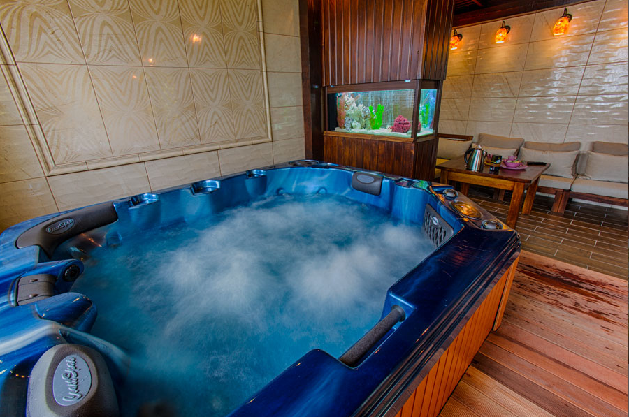 Балийская баня