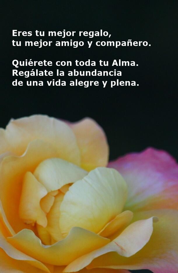 Quiérete con tu Alma