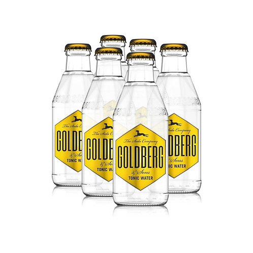 Goldberg Tonic Water 2x20cl