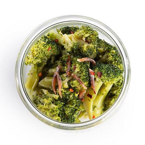 Broccoli, Acciughe e Peperoncino