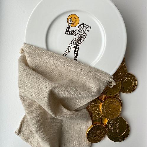 Portapane / Portafortuna Joker