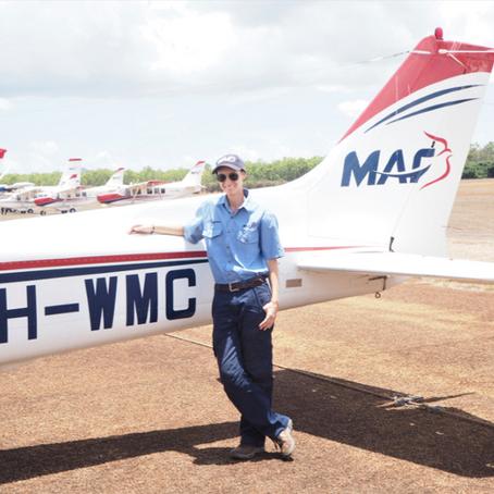WMC – Training Pilots of the Future