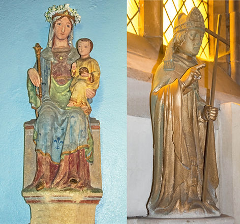 Our Lady and St Edmund of Abingdon