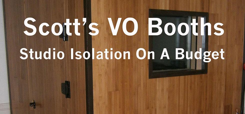 Scott's VO Booths