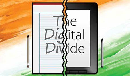 The digital divide and the start of the 2020-2021 school year.