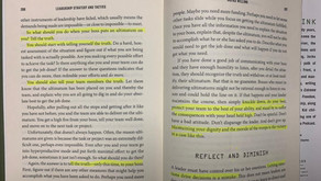 Reflect and Diminish and When to Yell at Subordinates, pages 287-293