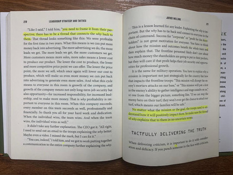 Tactfully Delivering The Truth and Balancing Praise, pages 271-280