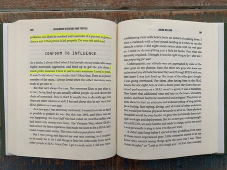 Conform to Influence, pages 200-206