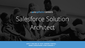 Working as a Salesforce Solution Architect According to a CoreSphere Employee