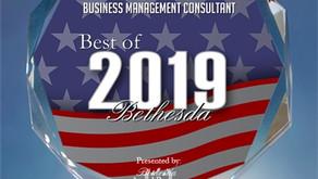 CoreSphere LLC Receives 2019 Best of Bethesda Award