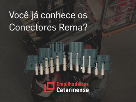 Você já conhece os Conectores Rema?