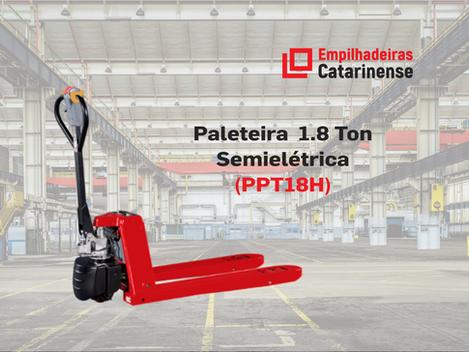Paleteira 1.8 T Semielétrica (PPT18H)