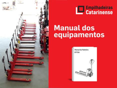 Importância do manual de equipamentos