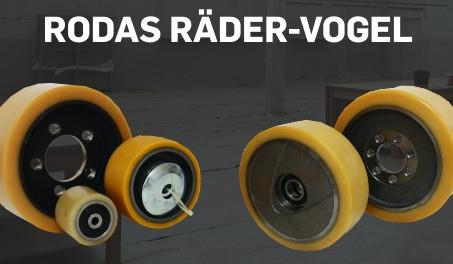 Conheça as rodas Räder-Vogel