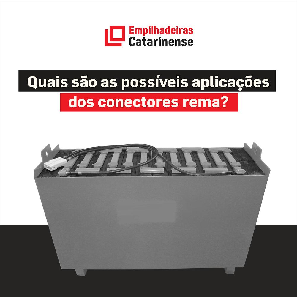 Conectores Remas e principais aplicações