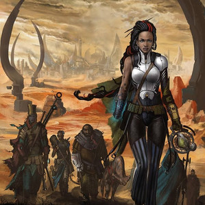Orishas and Dragons: Afrocentrism in Fantasy