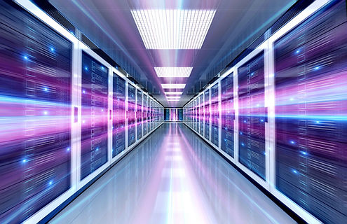 servers-data-center-room-with-bright-spe