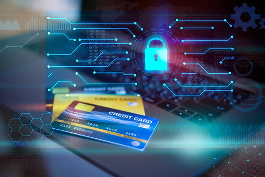 credit-card-computer-with-digital-padloc