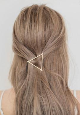 Triangle Circle Pin Set