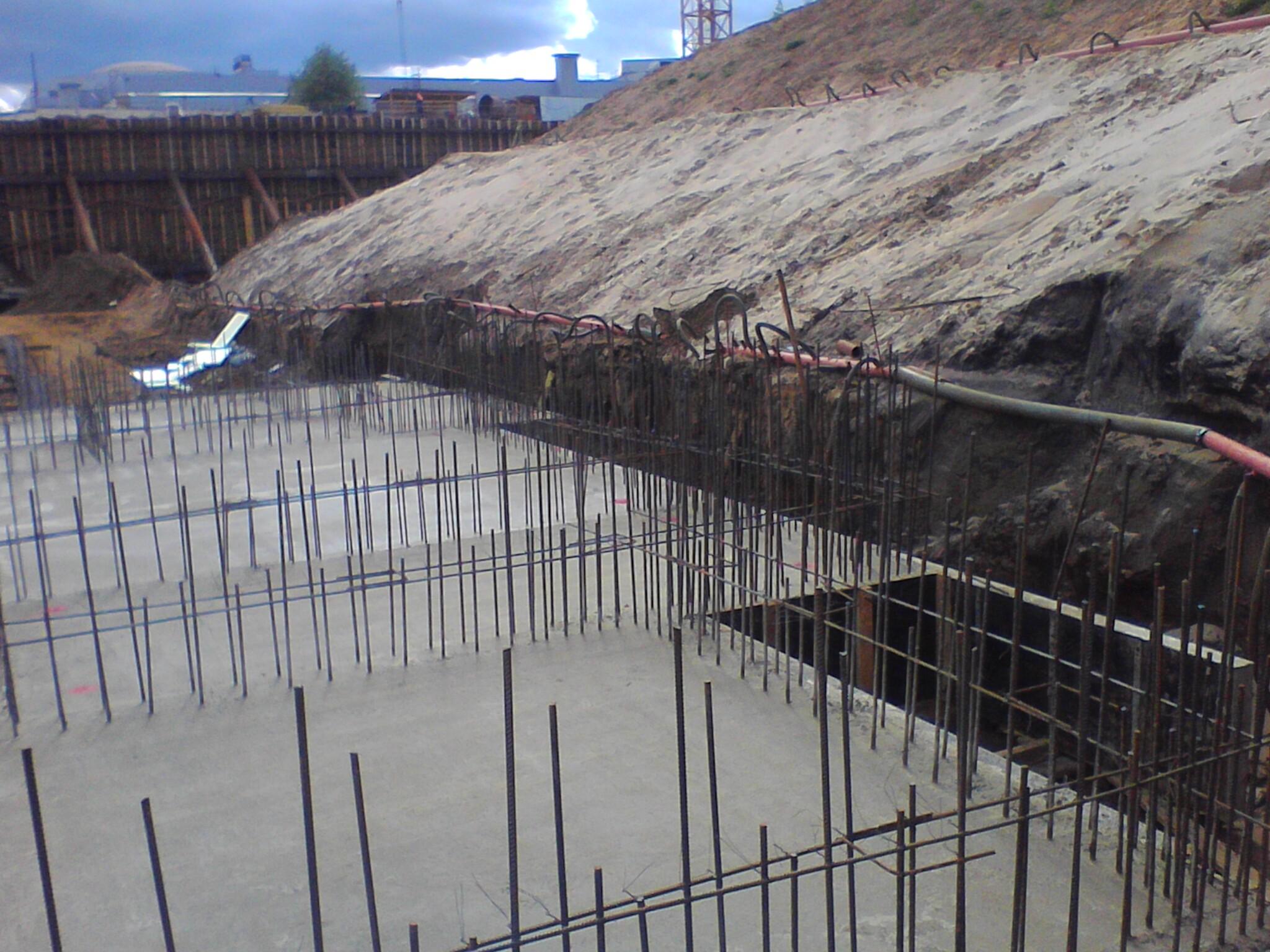 Водопонижение в строительстве