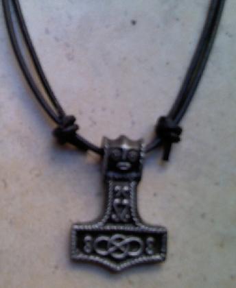 Mjölnir (Martillo de Thor)