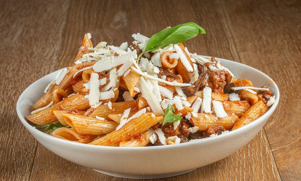 Spaghetti/Penne alla Norma