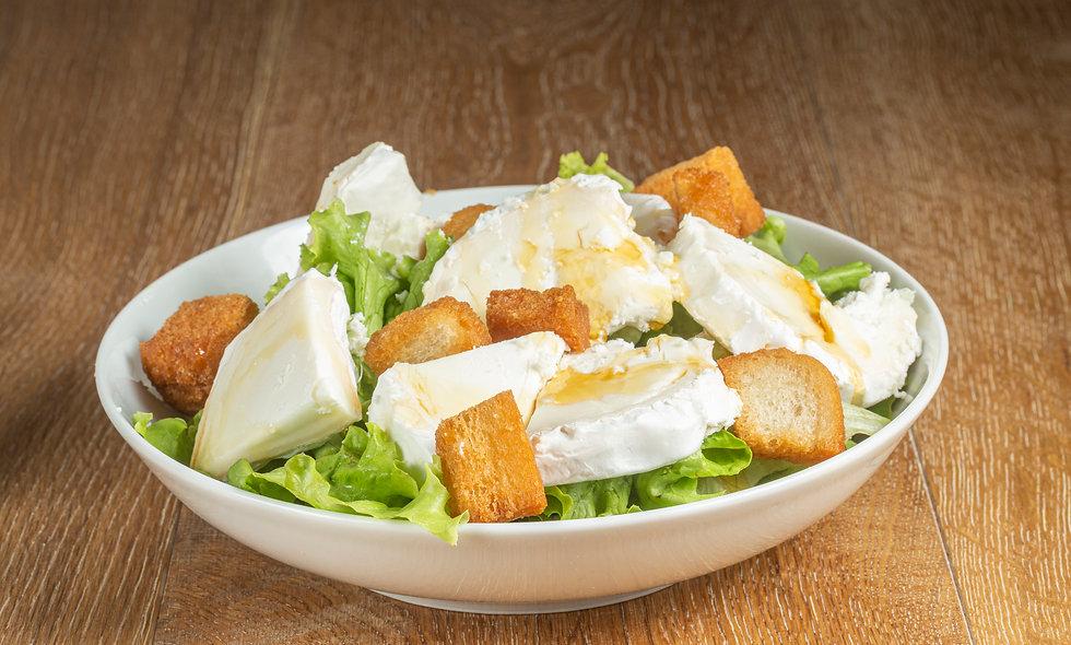 Salade Chèvre et miel