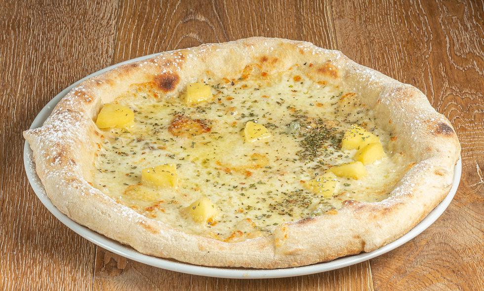Pizza Mela Mangio