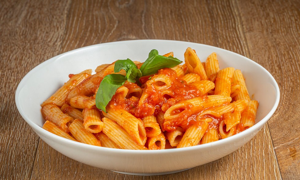 Spaghetti/Penne arrabiata