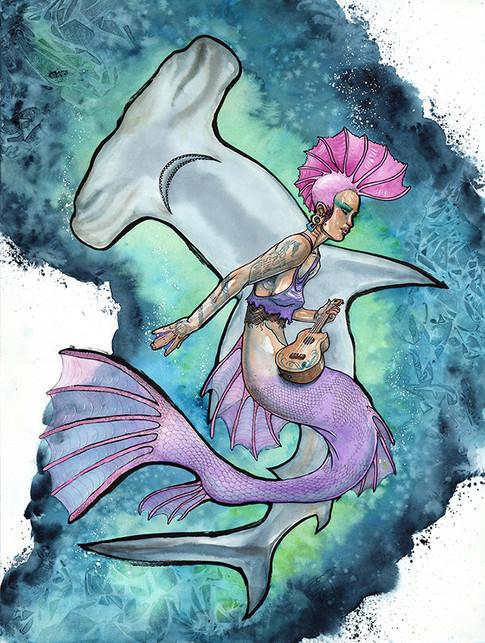 Cody Vrosh Art Swim Fast, Sink Young