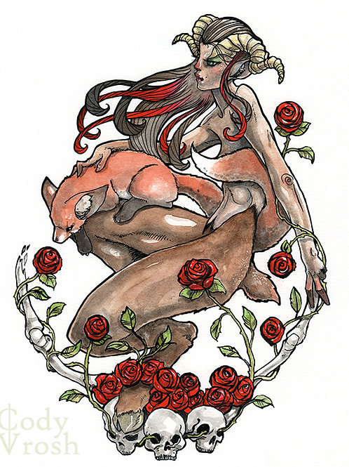 Blossom and Thorn