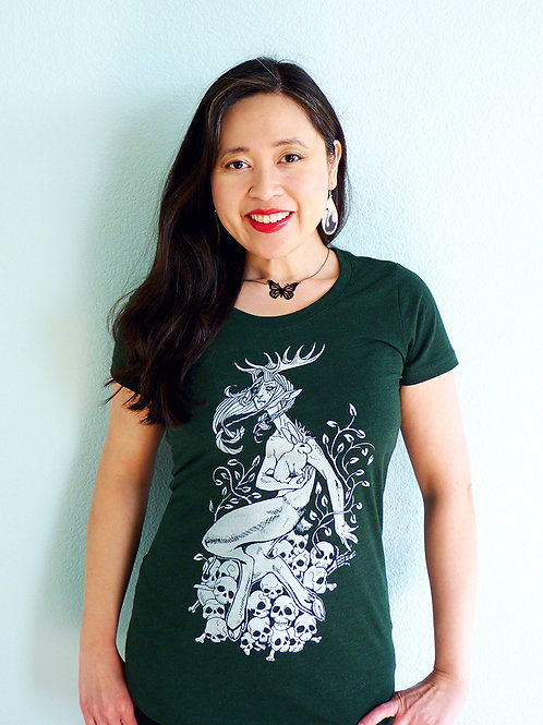 Lore of the Woods Women's T-shirt