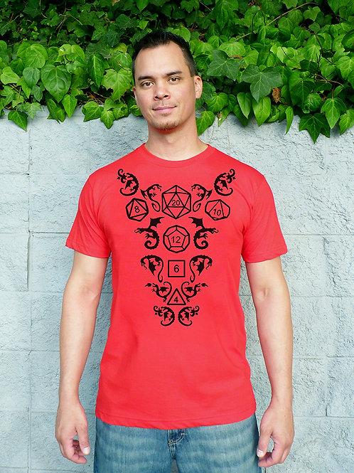 High Roller Dice & Dragons T-shirt