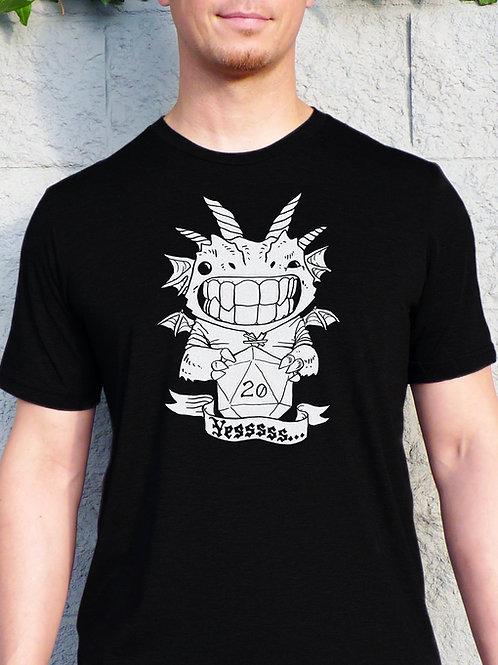 High Roller Dragon T-shirt