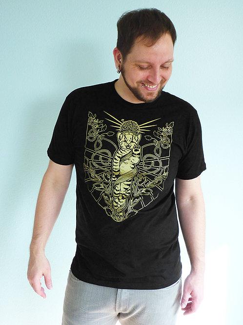 Saint Mittens T-shirt