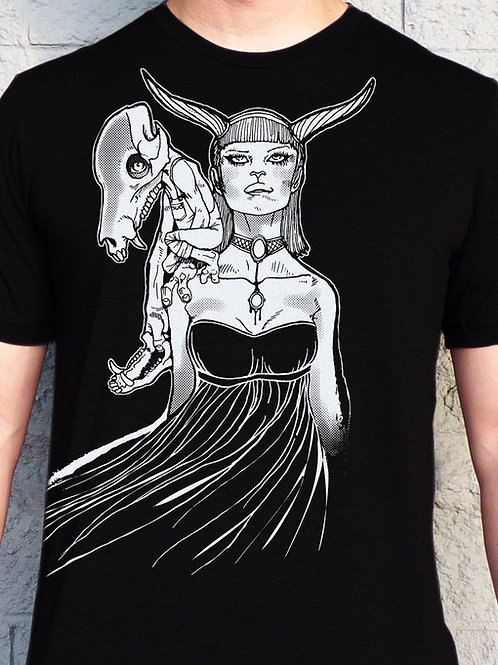 Bone Hex T-shirt