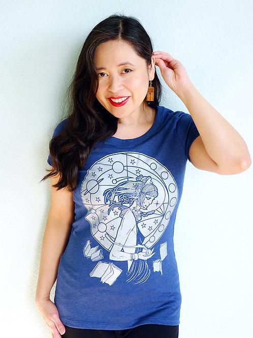 Tea by Starlight Women's T-shirt