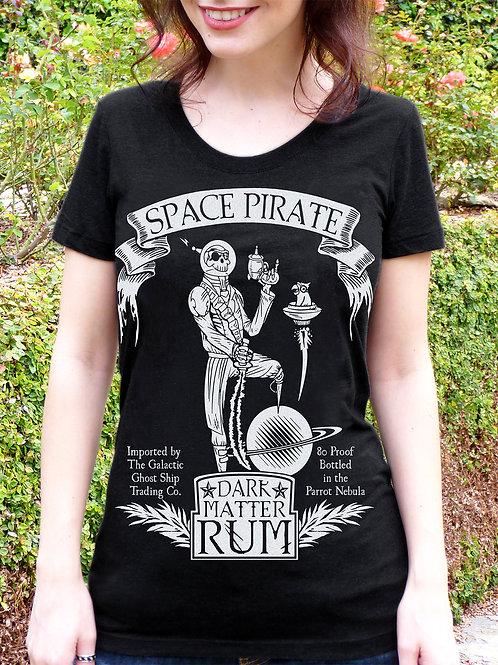 Space Pirate Rum Women's T-shirt