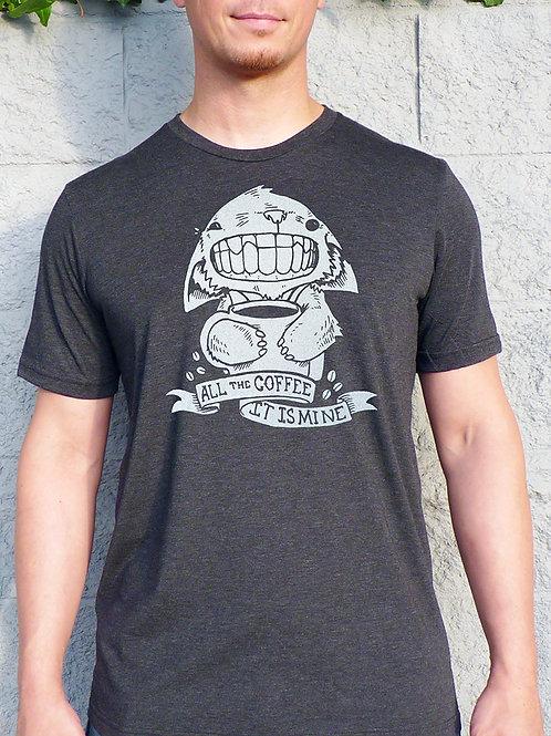 Coffee Cat T-shirt