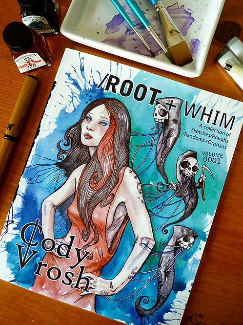 Root + Whim Volume 0001