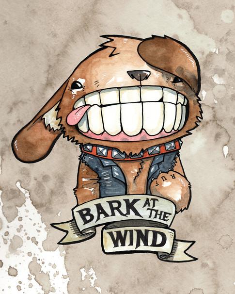 Cody Vrosh Teeth Creatures Bark at the Wind
