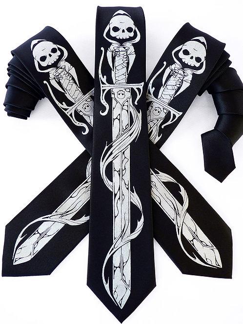 Sword of the Reaper Necktie
