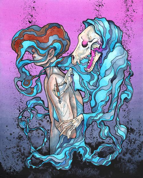 Cody Vrosh Art Radiant Gloom