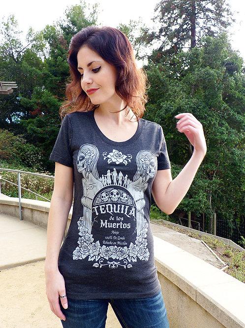 Tequila de los Muertos Women's T-shirt