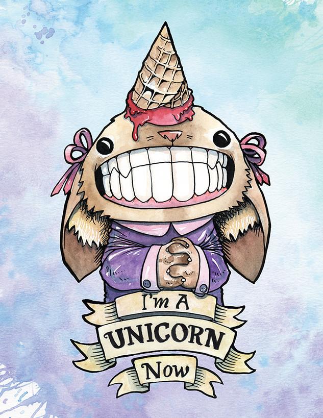 Cody Vrosh Teeth Creatures I'm A Unicorn Now