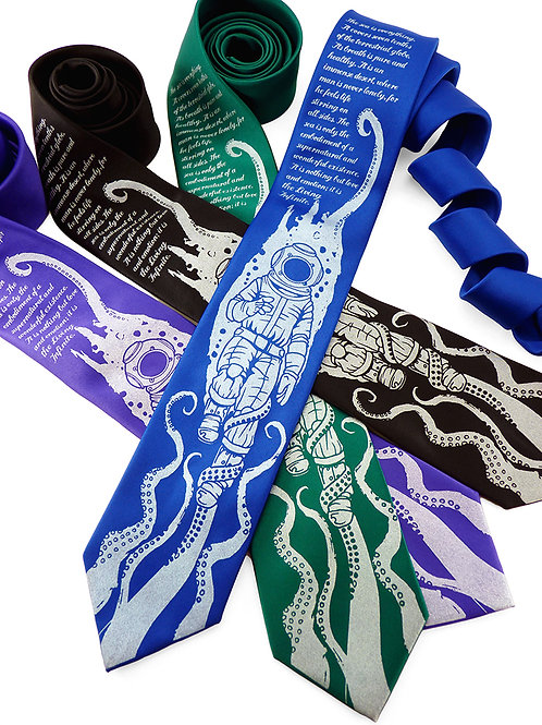 20,000 Leagues Under The Sea Necktie