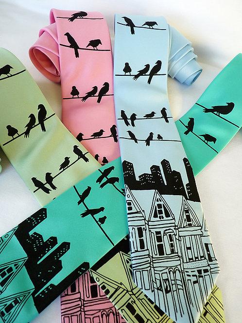 Skyline Necktie