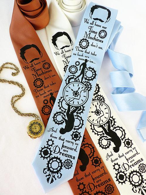 The Time Machine Necktie